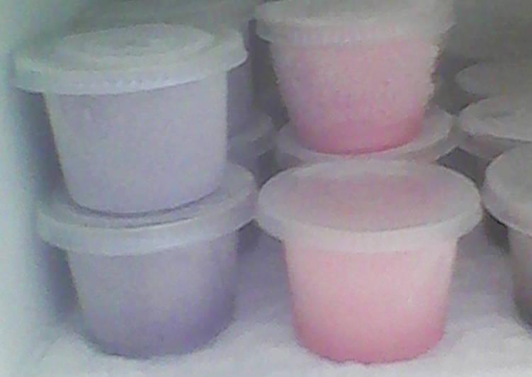 es krim santan susu pop ice