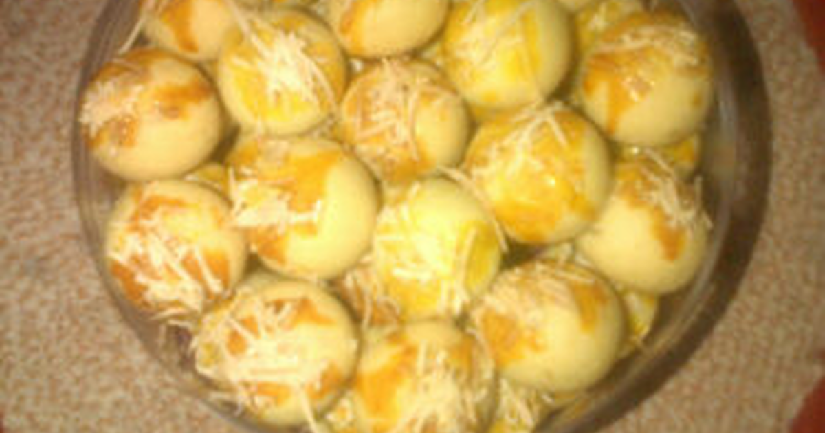 Kue Nastar Lembut resep dari Mama