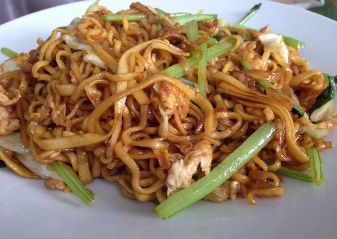 Resep Mie Goreng Sederhana 10 Menit Oleh Ekitchen Cookpad