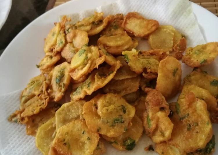 Step-by-Step Guide to Make Ultimate Home made Bhajia