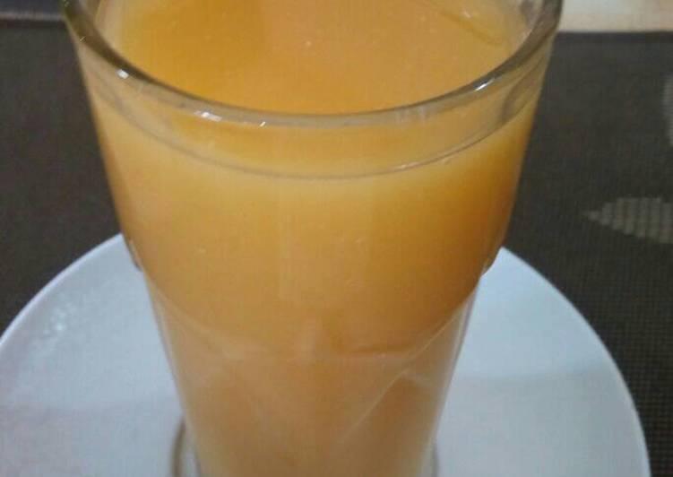 Simple Way to Prepare Award-winning Fresh Passion Juice