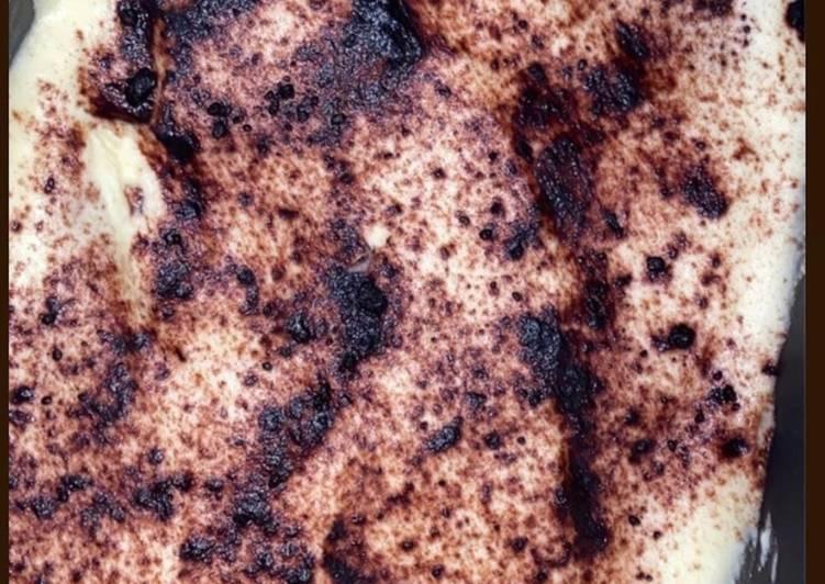 Recette Savoureux Tiramisu