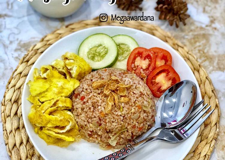 Resep Manis Nasi Goreng Kornet Srt Click