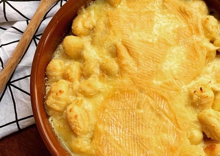 Recipe: Tasty ☆Gratin de Gnocchi au Munster☆