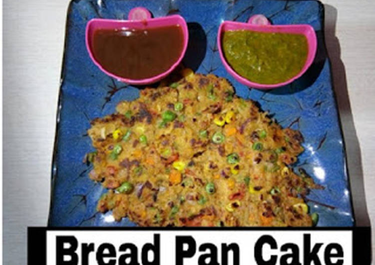 Bread Pan Cake - Breakfast Recipe