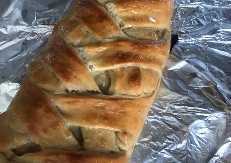 Chicken bread