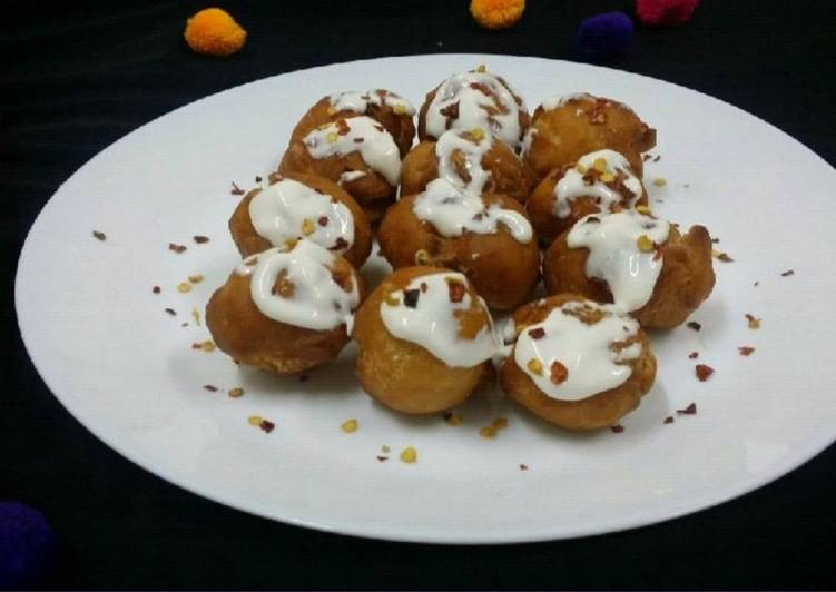 Fried Mini Pizza Balls