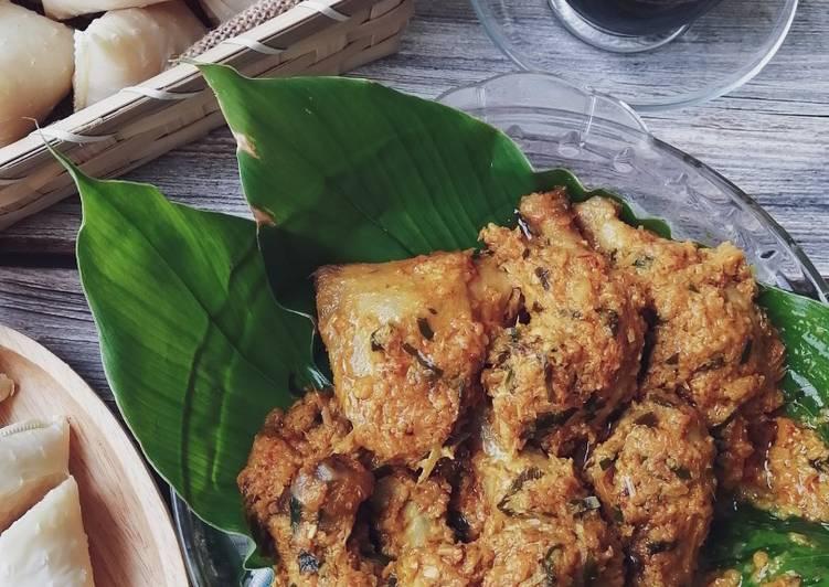 Rendang Ayam Tanpa Kerisik #phopbylinimohd #batch17 - velavinkabakery.com