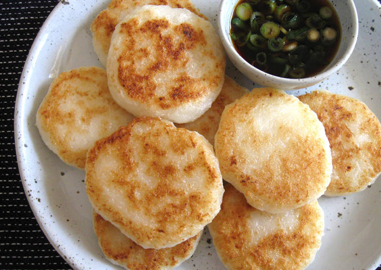 Foods That Can Make You Happy Daikon Mochi