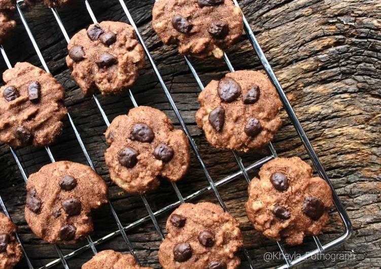 Dcc cookies 4 bahan ala good time Kw Simple