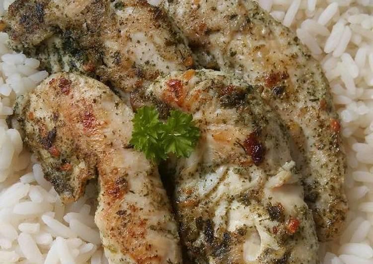 Recipe of Super Quick Homemade Vickys Thai Green Glazed Chicken, GF DF EF SF NF