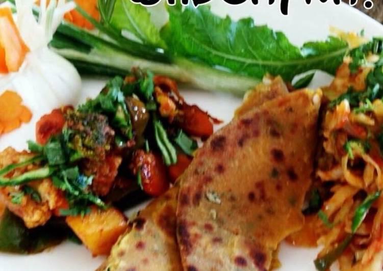 Whosayna's Mixed Veggies Sabzi