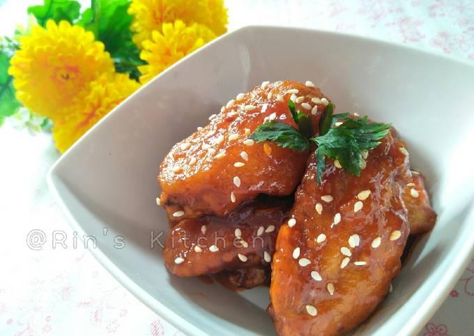 Chicken Fire Wings 🔥