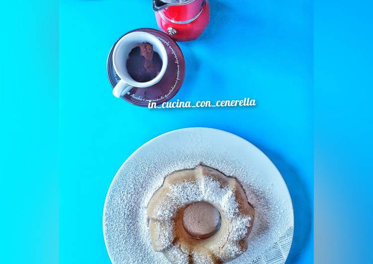 Ricetta Cake coffee ☕