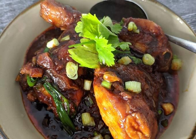Ayam Masak Kicap Wangi