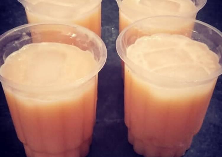 Wood apple/Bel ka juice