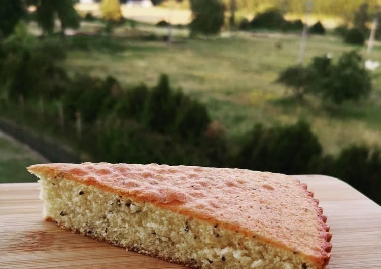 recette Cake au basilic le délicieux