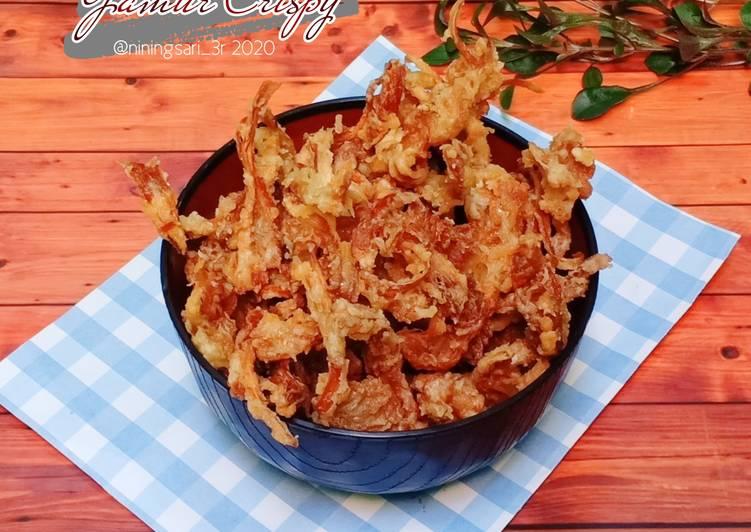 7 Bahan Buat Jamur Crispy Yang Enak Cookandrecipe Com