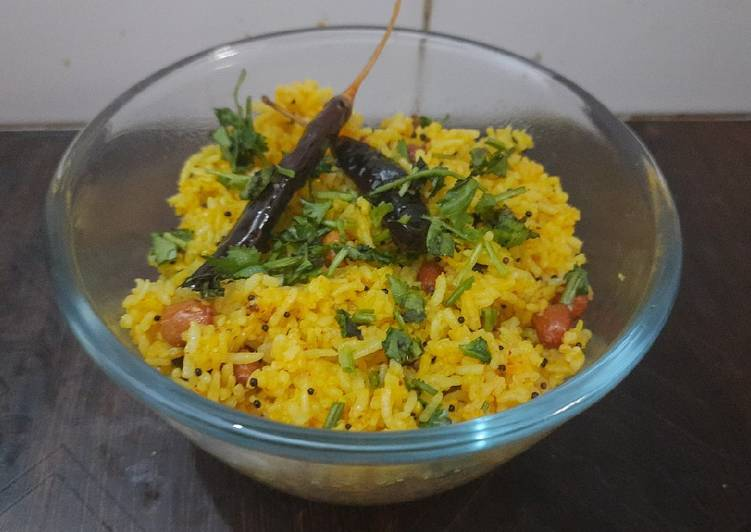 Step-by-Step Guide to Make Perfect Lemon Rice