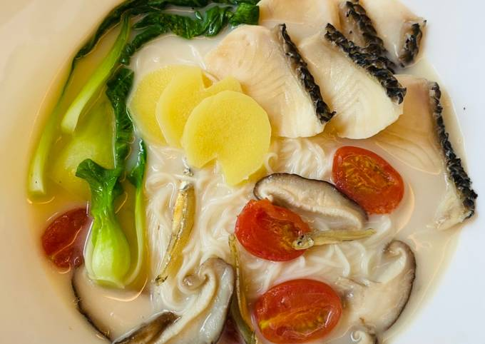 How To Make Sliced fish noodle Without Equal