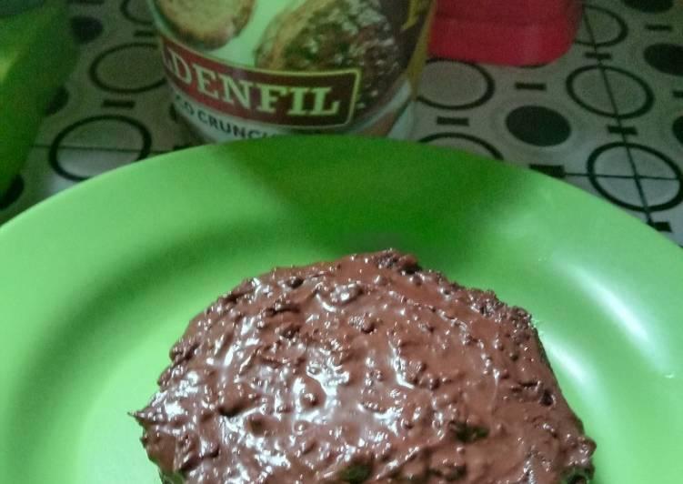 Brownis simpel gluten free