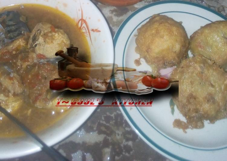 What are some Dinner Easy Refreshing Yam Balls