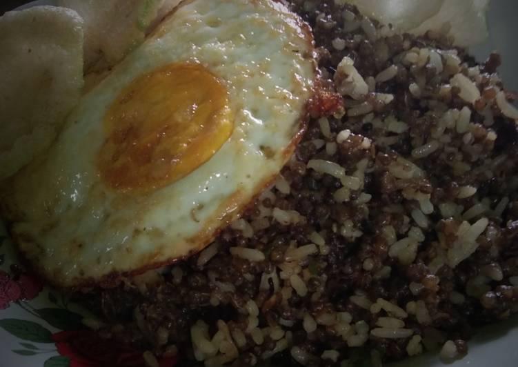 Resep Nasi Goreng Tiwul Favorit