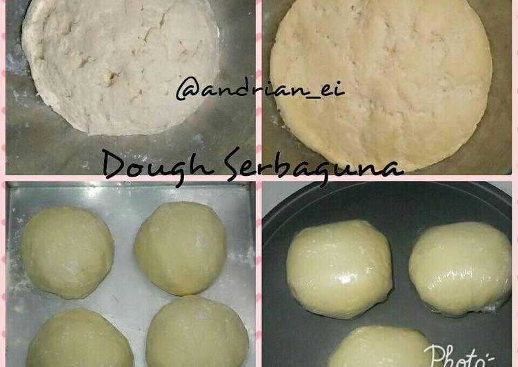 Dough Serbaguna untuk aneka Roti dan Pizza
