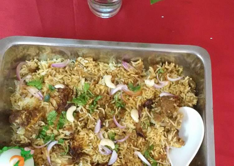 Travancore Mutton Biryani