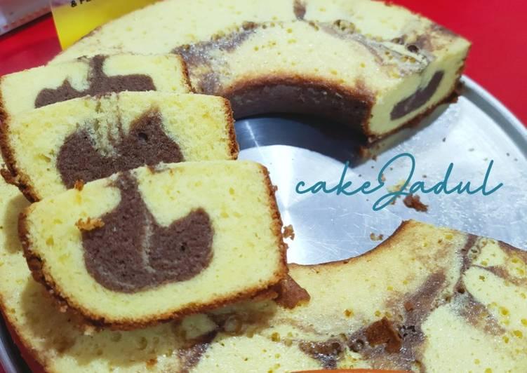Butter cake jadul