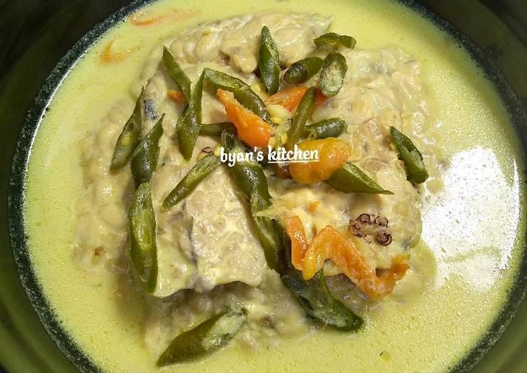Resep Momoh Tempe Oleh Byan S Kitchen Cookpad