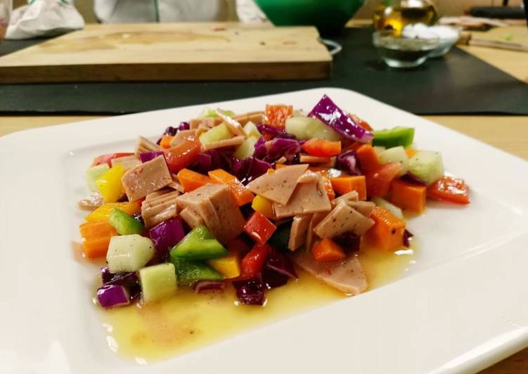 Recipe of Favorite Pepperoni Salad