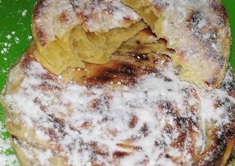 Cara Membuat Roti cane/mariyam sederhana dan enak