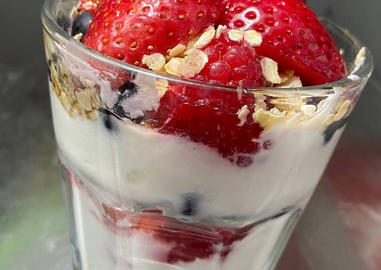 Your Health Can Be Effected By The Foods You Choose To Eat Yogurt Parfait