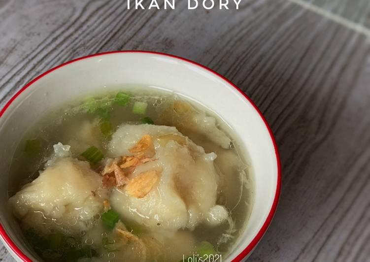 Tekwan Ikan Dory