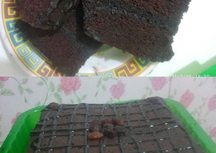 Langkah Mudah Untuk Menyiapkan Brownies Kukus Ny Liem Anti Gagal Resep Cara Buat Kue Enak