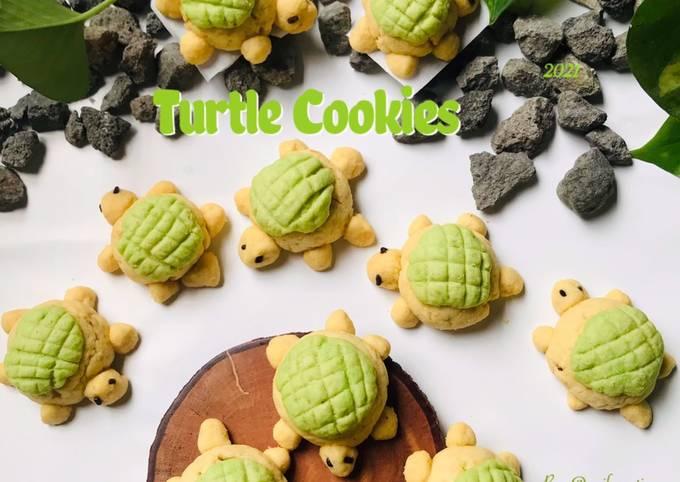 Turtle Cookies (nastar kura-kura)