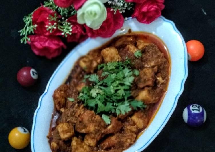 Recipe of Homemade Chatpati Boneless Chicken