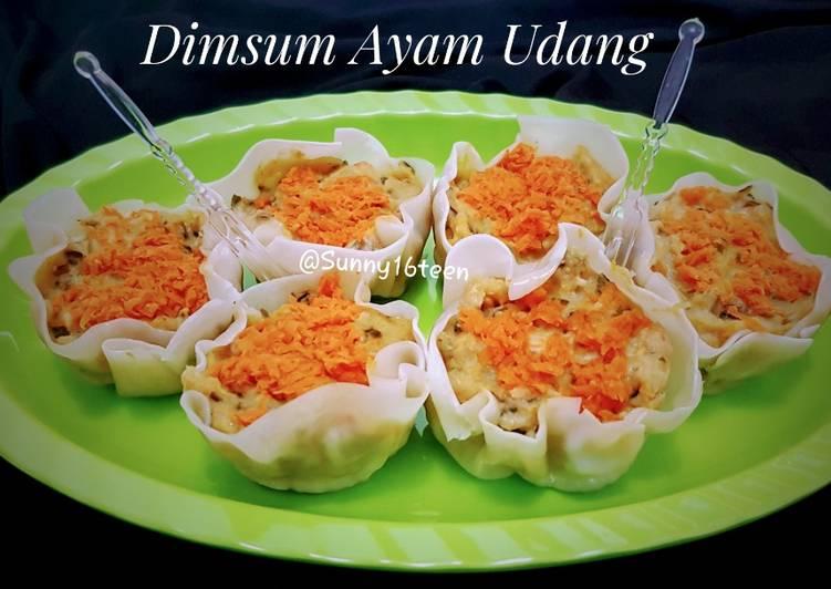 Dimsum Ayam Udang - velavinkabakery.com