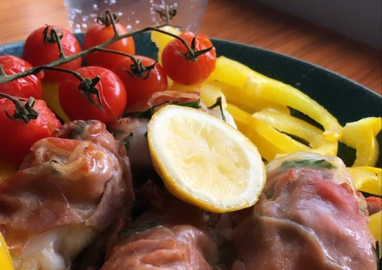 Eating This 14 Superfoods Is A Superb Way And Be Healthy, Monkfish wrapped in Parma ham (Gaia special)