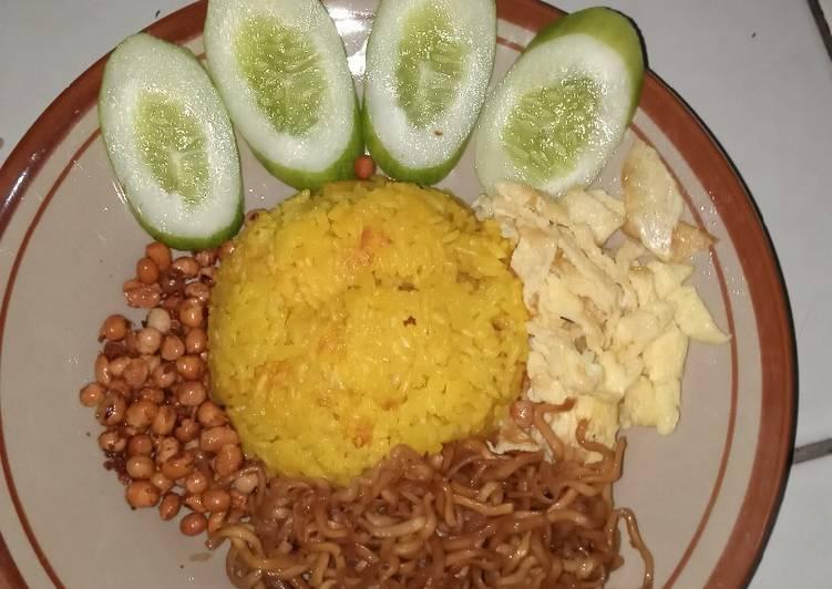 Nasi Kuning Ala Asgar