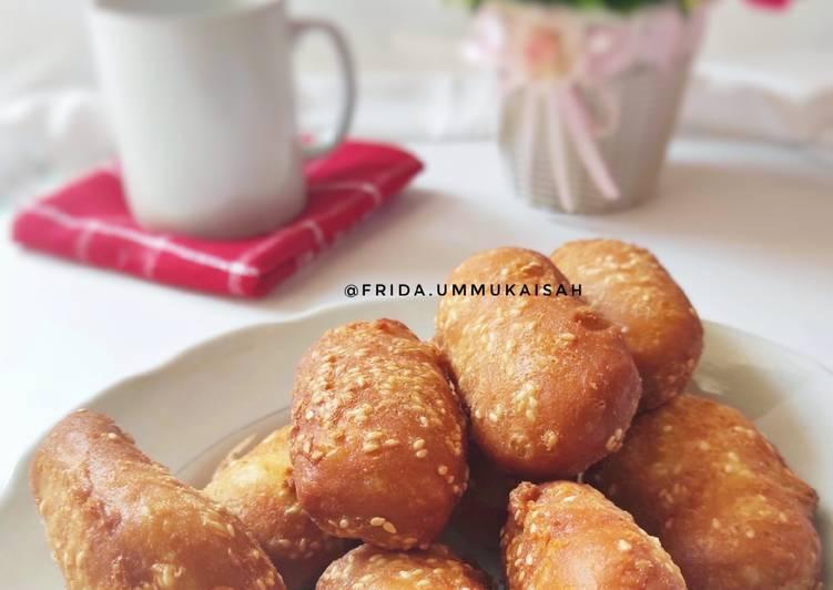 Roti Goreng/ Odading