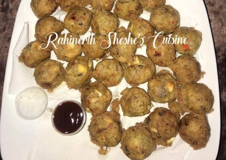 15 Minute Easiest Way to Make Quick Yam balls