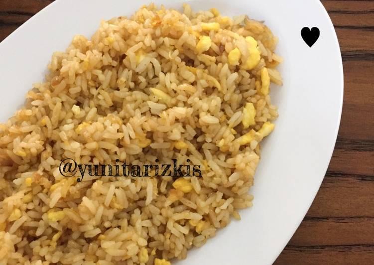 Nasi Goreng Simple Modern tapi enak banget !