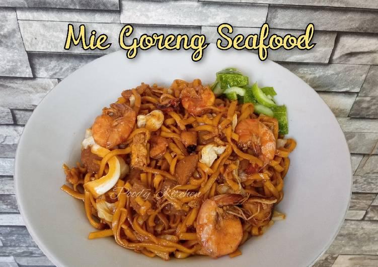 Mie Goreng Seafood ala Chinese Food