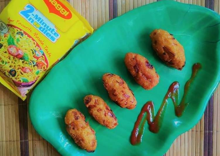 Recipe of Any-night-of-the-week Maggie Nuggets In Just 5 Minutes