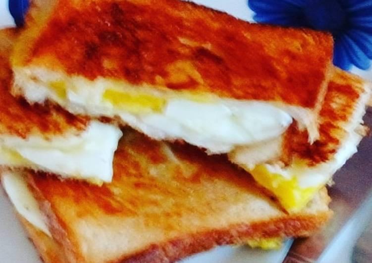 Bread Toast Breakfast Sandwich