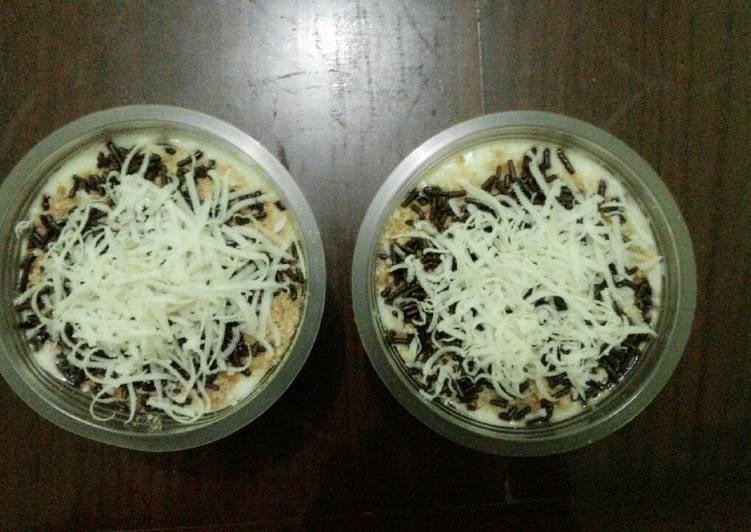 [CookiesJunkie] Cheese cake lumer marie
