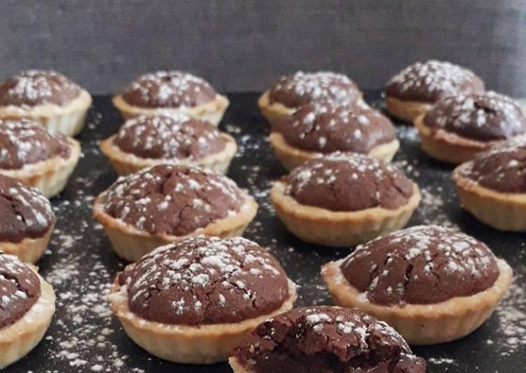Les Meilleures Recettes de Tartelette au brownie