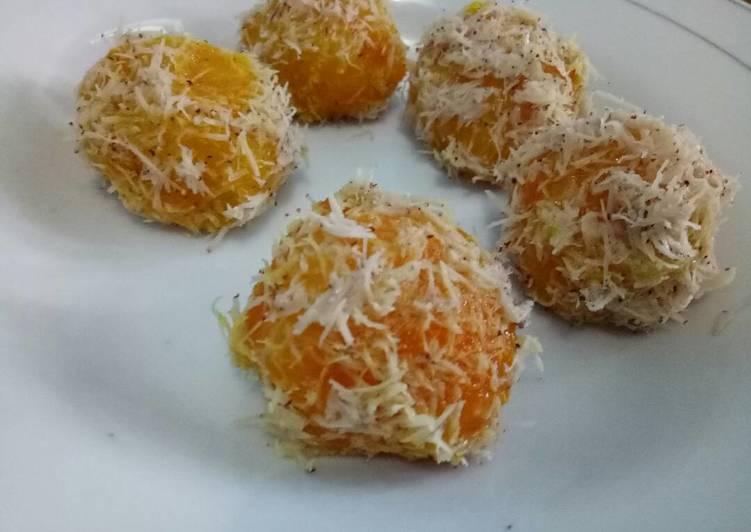 Ongol-ongol singkong rasa durian